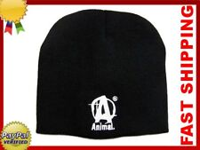 Universal Animal Nutrition Beanie CAP hat Black Skull - FREE WORLDWIDE SHIPPING