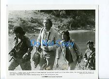 Nick Nolte Joanna Cassidy Under Fire Original Glossy Still Movie Press Photo