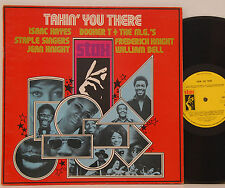 Takin´ you there        Isaac Hayes,  Booker T.,   Staple Singers       NM # P