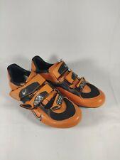 Nike Cycling Shoes Womens US 7 EUR 38 Medium Road Bike  Shimano clips cleats!