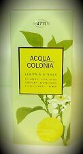 4711 Acqua Colonia Lemon & Ginger ( EdT ) 170 ml Eau de Colongne