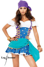 Gypsy Princess Kostüm - Leg Avenue Größe: S/M