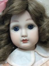 Beautiful 18� Antique Reproduction French Steiner Doll