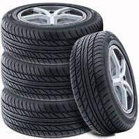 4 Falken @ Ohtsu FP7000 205/65R15 94H All Season Traction High Performance Tires