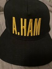 Hamilton Broadway Play Musical Snapback Hat Cap A. Ham Alexander