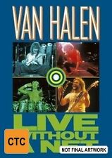 NEW Van Halen: Live without a Net (DVD)