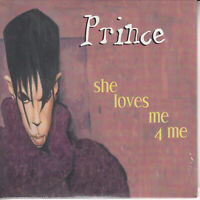 PRINCE She Loves Me 4 Me 2001 French 1-track promo only CD SEALED