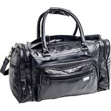 "Embassy Italian Stone Design Genuine Leather 17"" Tote Bag"