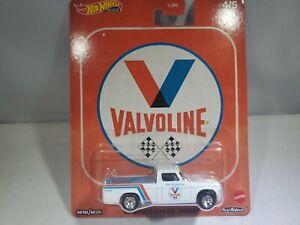 '63 Studebaker Champ (Valvoline) - Vintage Oil - Hot Wheels Premium Pop Culture