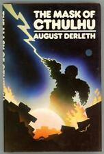 THE MASK OF CTHULHU by August Derleth FIRST UK