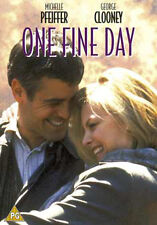 ONE FINE DAY (George Clooney)  - DVD - REGION 2 UK