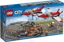 LEGO CITY AEROPUERTO: ESPECTACULO AEREO 60103 - NUEVO, PRECINTADO SIN ABRIR.