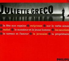 Greco, Juliette : Collection 25cm CD