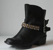 Rocket Dog Shine Western Inspired Boot Color: Black  US: 6.5