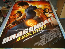 AFFICHE  MANGA / YUN-FAT / DRAGONBALL EVOLUTION