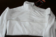 THE NORTH FACE  TKA 100 Microvelour Style WHITE  MEDIUM  $60