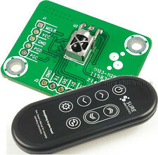 Infrared Remote Decoder Modul  + Small 7-key Controller
