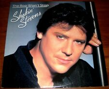 Shakin' Stevens The Bop Won't Stop 1983 EPIC 39286 Rockabilly Vinyl LP Near Mint