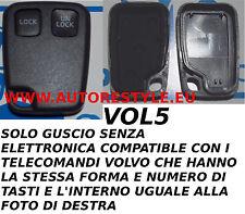 CUBIERTA COVER PARA CONTROL REMOTO VOLVO V60 V50 S40 V40 S70 V70 C70 LEA BIEN