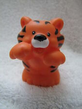 Fisher Price Little People ORANGE TIGER Zoo Noah's Ark Safari FPLP Jungle Animal