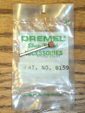"""NEW! DREMEL 3/16"""" X 1/4"""" dia ABRASIVE GRINDING WHEEL POINT #8159 for ROTARY TOOL"""