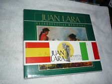 ART1 Juan Lara [Pintor] Retrospectiva Mexicana (1991 Hardcover Grafiberica)