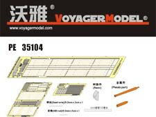 PE for Char BI-bis with Wide Fenders (For TAMIYA) , 35104, VOYAGERMODEL 1/35