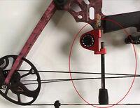 """String Stop Bracket String Stopper String Silencer + 5"""" Rod Hoyt Diamond Elite"""