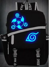 Relaxcos  Naruto Sharingan Blue Luminous Shoulder Bag  Cosplay Christmas Gift