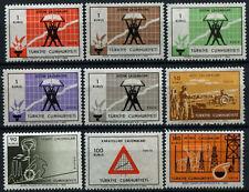 Turkey 1969 SG#2266-74 Turkish Economy MNH Set #D62279