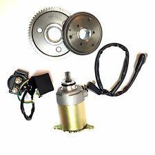 AIMEX GIOVANNI XTREME 125CC 150CC STARTER MOTOR DRIVE CLUTCH AND RELAY MOPED ATV