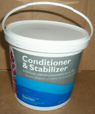 4lbs Nu-Clo Conditioner & Stabilizer Reduces Chlorine Consumed Up To 75% sealed