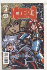 Iczer 3 #2, CPM Comics Oct 1996
