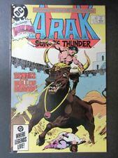 ARAK: Son of Thunder #41 - DC Comics #14B