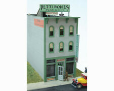 JL Innovative (HO-Scale) #631 Pettibone's Pawn & Gun Shop - Wooden Kit