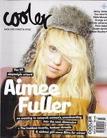 Cooler Magazine Aimee Fuller Eco Resorts Grunge Art Pinhold Cameras Double Denim