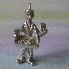 VINTAGE in Sterling Silver Charm NUVO MATCH fascino del venditore
