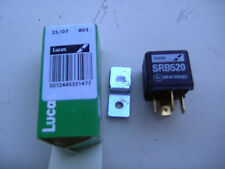 Relay Relé LUCAS 6RA Relay SRB520 Jaguar Triumph MG Ford Aston Martin Land Rover