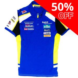 Voltcom Crescent Suzuki WSBK Team Polo Shirt **HALF PRICE**