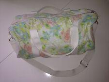 H&M Tasche Shopper Bag Impression Blume Vintage Elfe Romantik Floral Boho