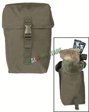 Tasca Modulare Militare MOLLE MilTec Porta Utility GRANDE Verde