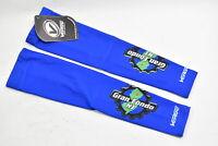 Verge Women's Gran Fondo Fleece Cycling Arm Warmers, Royal Blue Medium Brand New