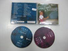 CUBA LE CANTA A SERRAT 2CD SPANISH 2005
