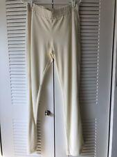 Escada Sport 100% Authentic Velvet and Silk Wide Leg Pants NWT