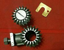 Atlas Craftsman 10 12 Lathe Mitre Gear Assembly 10f 82a Amp 10f 83 Complete