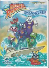 DANGER RANGERS:  WATER WORKS (DVD, 2005, English & Espanol) - NEW