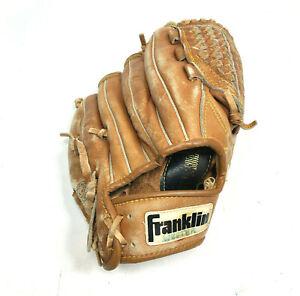 Franklin Don Mattingly M.V.P. Model 4183 RHT Baseball Glove Pro Tanned Cowhide