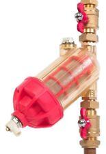 Zeetec modèle 2 Double Protection Filtre magnétique chaudière filtre, chauffage central
