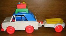 Weebles Hasbro 1970er Jahre Spielzeug Auto PKW