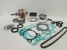 YAMAHA YZ 450F ENGINE REBUILD KIT, CRANKSHAFT, NAMURA PISTON, GASKETS 2003-2005
